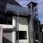 willich architektin stefanie käding: sanierung dach, errichtung aufzug und zugangssteg anrath