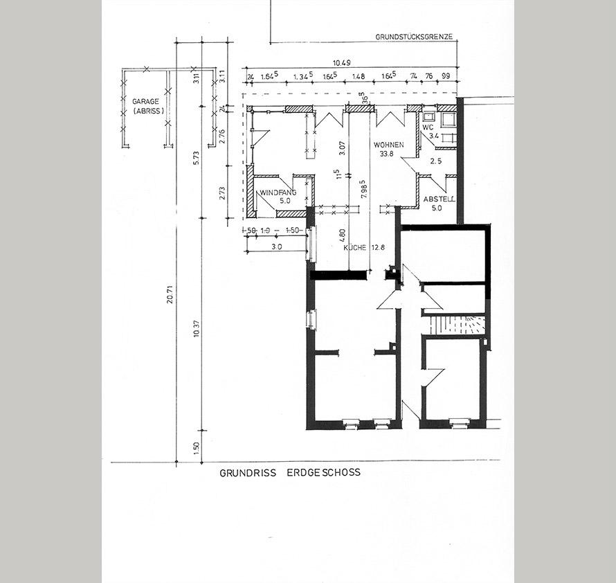 architektin dipl.-ing. stefanie käding: anbau an wohnhaus | viersen