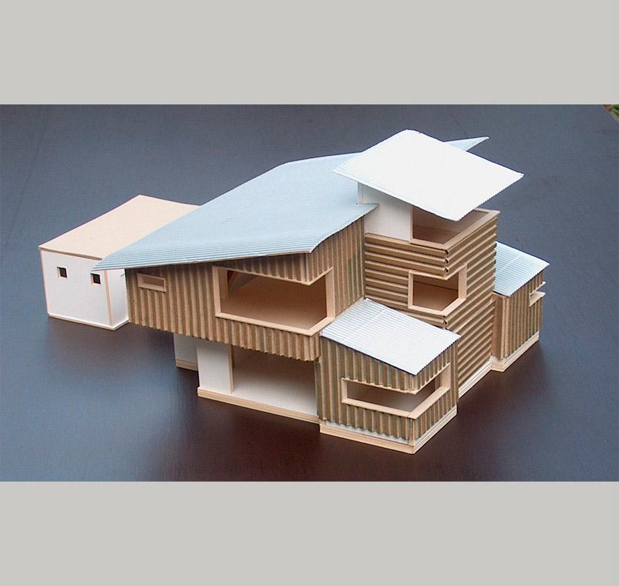 architektin dipl.-ing. stefanie käding: neubau zimmereibetrieb mit bürotrakt und wohnhaus | viersen