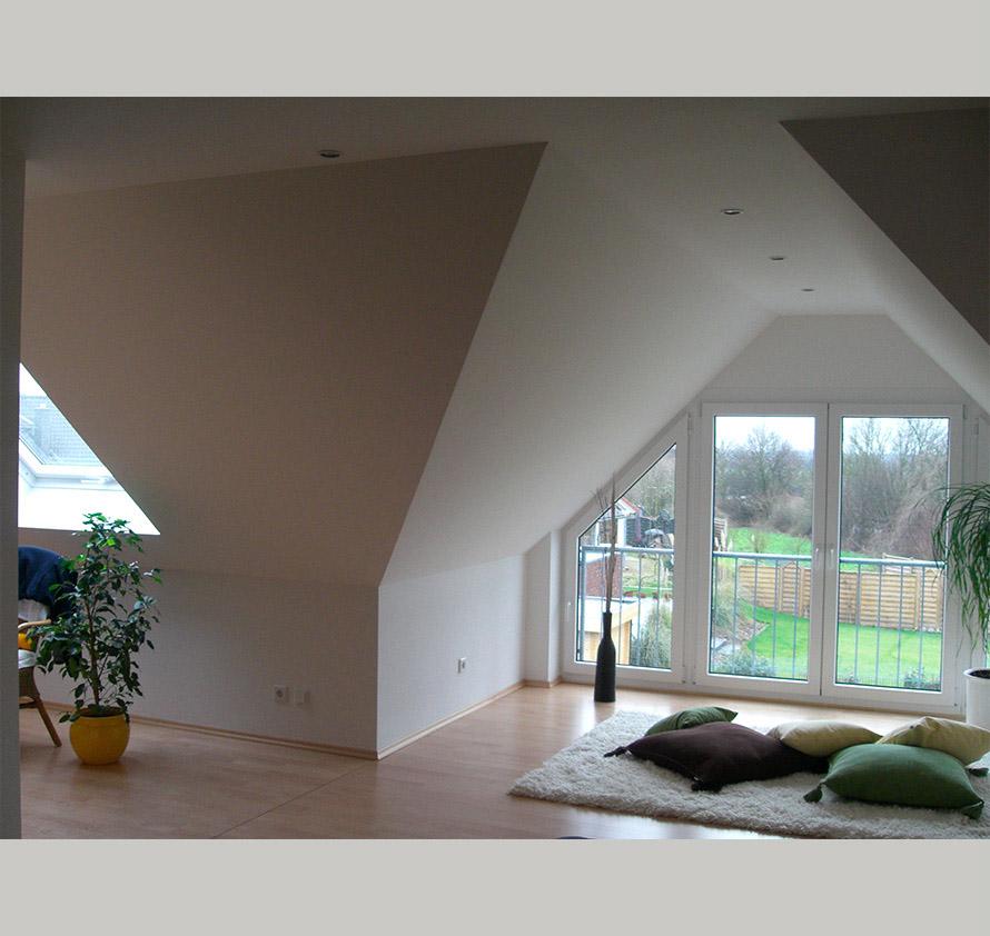 architektin dipl.-ing. stefanie käding: neubau einfamilienhaus | nettetal
