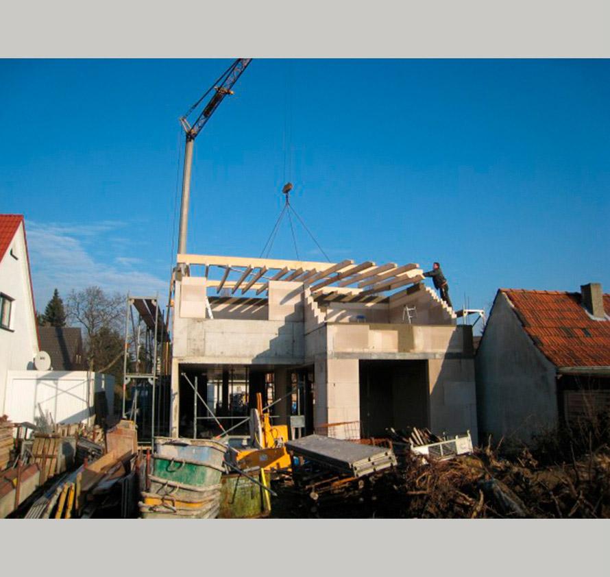 architektin dipl.-ing. stefanie käding: neubau einfamilienhaus | krefeld