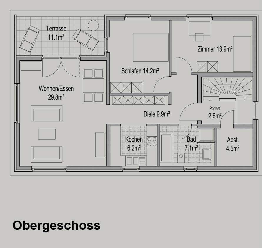 architektin dipl.-ing. stefanie käding: neubau büro- und wohnhaus | rommerskirchen