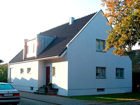 architektin dipl.-ing. stefanie käding: umbau einfamilienhaus | willich